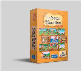 Lafonten Masalları - 10 Kitap