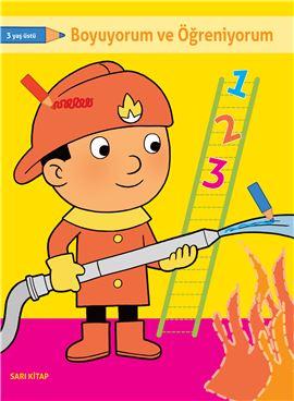 Boyuyorum Öğreniyorum Sarı Kitap