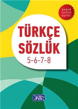 Türkçe Sözlük İlköğ. 5-6-7-8